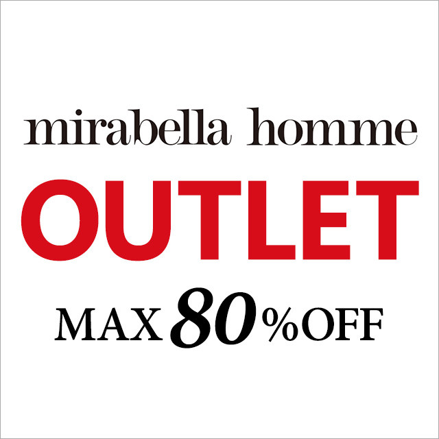 mirabella homme OUTLET