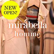mirabella homme 1/15OPEN!