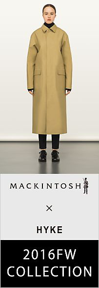 MACKINTOSH x HYKE