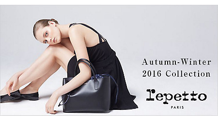 [Repetto]Autumn-Winter 2016 Collection