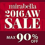 mirabella 2016 AW SALE START