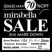 mirabella SALE
