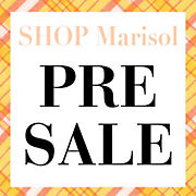 SHOP Marisol PRE SALE