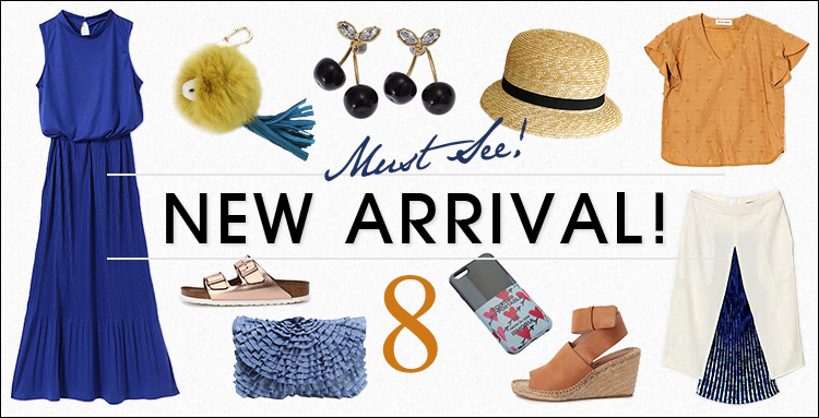 NEW ARRIVAL�I