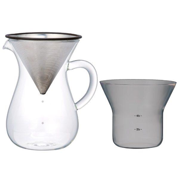 【送料無料】KINTO キントー コーヒーカラフェセット 600ml ステンレス 600ml
