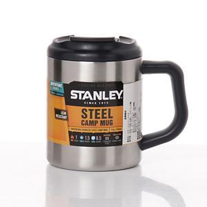 <集英社> STANLEY スタンレー キャンプ マグ 0.35L シルバー 0.35L