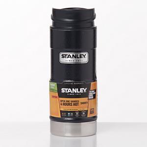 <集英社> STANLEY スタンレー クラシック片手真空マグ 0.35L ネイビー グリーン 0.35L