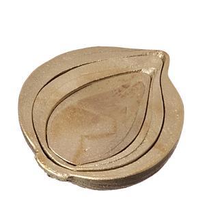 <集英社> 鍋敷きなタマネギ 真鍮