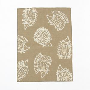 <集英社> KLIPPAN クリッパン 【Lisa Larson】ミニウールブランケット イギー・ピギー・パンキー ベージュ グレー グリーン 65×90cm画像