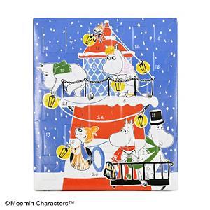<集英社> POS ピーオーエス 【Martinex】ムーミンフィギュア アドベントカレンダー キッズ画像