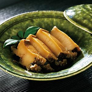 <集英社> 鮨 ひろ季 スシ ヒロキ 【food】あわび やわらか煮 レディース画像