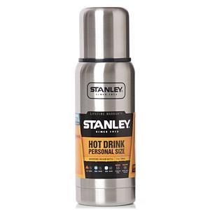 <集英社> STANLEY スタンレー 真空ボトル 0.5L シルバー画像