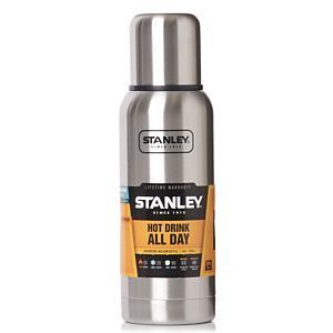 <集英社> STANLEY スタンレー 真空ボトル 0.73L シルバー画像