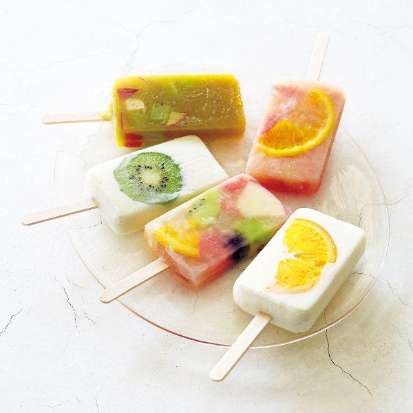 【コンビニ後払いOK】ぽかぽか ポカポカ 【food】金沢五彩 ICE POP レディース
