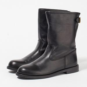 <集英社> ADIEU TRISTESSE アデュートリステス エンジニア風ブーツ ブラック(牛革) M(23.5cm) S(22.5cm) レディース画像