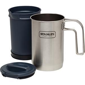 <集英社> STANLEY スタンレー クック+ブリューセット0.94L シルバー 0.94L画像