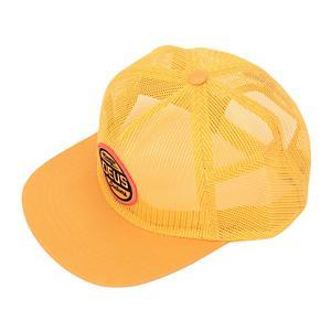 <集英社> DEUS EX MACHINA デウス エクス マキナ MARSAN TRUCKER CAP ゴールド フォレスト F メンズ画像