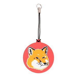<集英社> アウトレット MAISON KITSUNE メゾン・キツネ USB KEY 3D FOX HEAD マルチカラー One Size レディース
