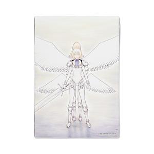 <集英社> CLAYMORE クレイモア 『CLAYMORE』フルカラーアートボード AG4−SQ画像
