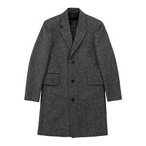 <集英社> PAUL SMITH ポールスミス CASHMERE BLEND SINGLE CHESTER COAT グレー S M L メンズ