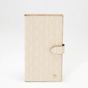 <集英社> TOPKAPI トプカピ RITMO[リトモ]メッシュ柄型押し・スマートフォンケース オフ コン F レディース画像