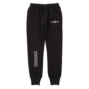<集英社> RTA アールティーエー Sweatpants ブラックオーバダイ XS S L メンズ