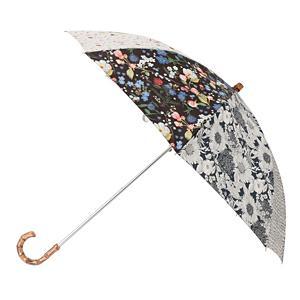 <集英社> Cou Pole クーポール 【LIBERTY】晴雨兼用リバティプリント折り畳み傘(8柄Patchwork) マルチ F レディース画像