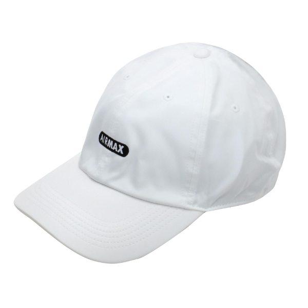 【送料無料】NIKE ナイキ AIR MAX CAP ホワイト ブラック F メンズ