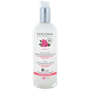 <集英社> LOGONA ロゴナ ロゴナ クレンジングミルク<ローズ>画像