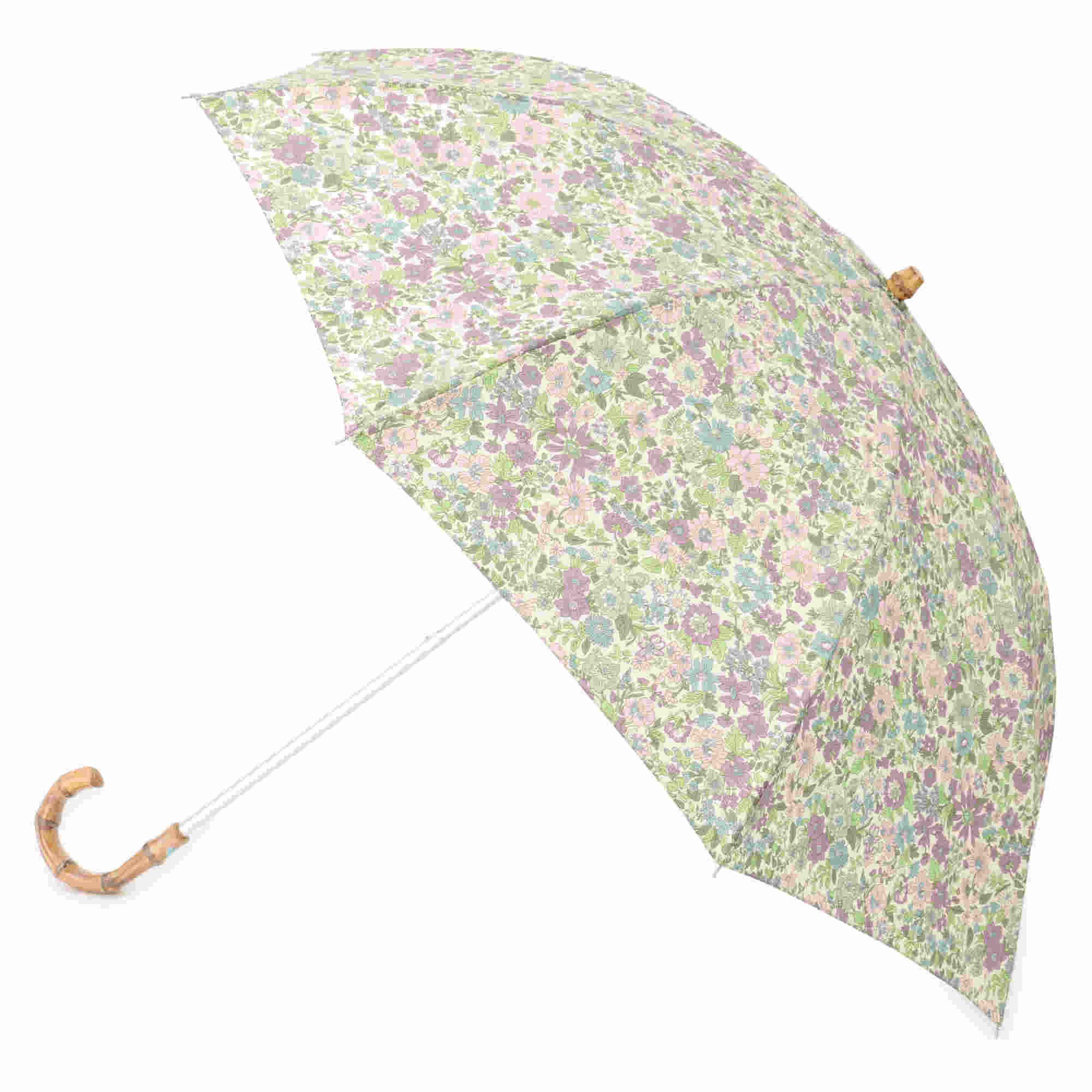 Cou Pole (クーポール) リバティ折りたたみ日傘