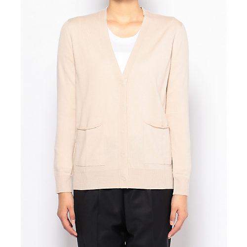 「砂の塔」4話での松嶋菜々子さんの衣装のBEIGE、のカーディガン