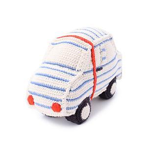 <集英社> アウトレット Dessin UNTITLED アクアガール ハンドメイドニットカー オフホワイト ピンク系 レディース