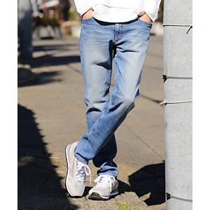 <集英社> tk.TAKEO KIKUCHI ティーケー タケオキクチ J∞QUALITYスタンダードストレッチデニム ブルー 03(L) 01(S) 02(M) 04(LL) メンズ画像