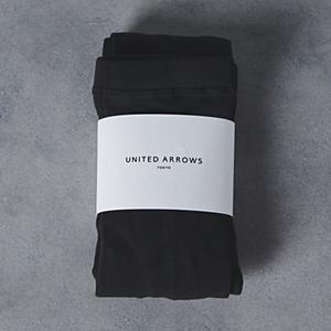 <集英社> UNITED ARROWS ユナイテッドアローズ UWSC レギンス BLACK FREE レディース画像
