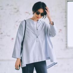 重宝したくなるシャツ・ブラウス|トレンドアイテム