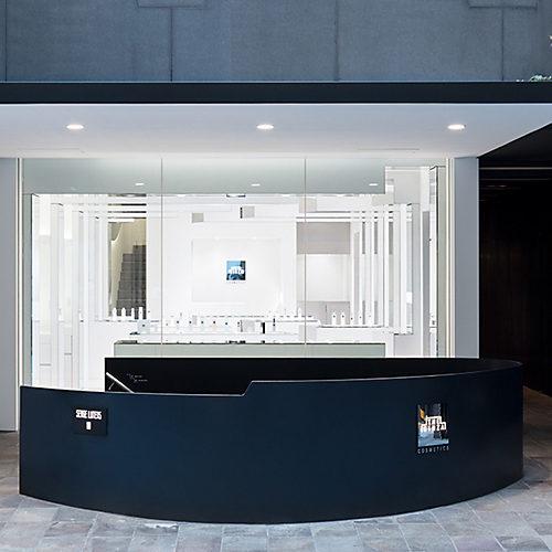 銀座に初のフラッグシップストアがオープン。