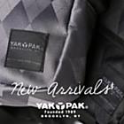 人気ブランド「YAKPAK」アーガイル柄登場!