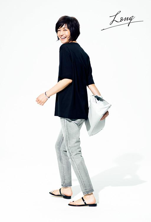 富岡Tシャツ ロング