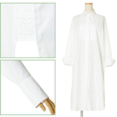 森慶子×LAPEREAU ロングシャツ