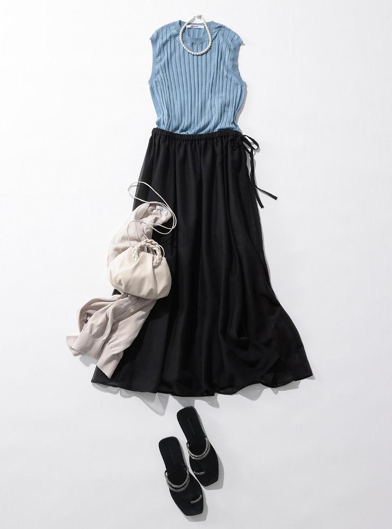 大人シアースカート