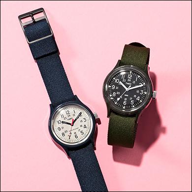 TIMEX Newオリジナルキャンパーアイボリー/オリジナルキャンパー