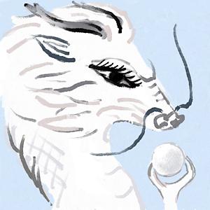 白龍星(ホワイトドラゴン)