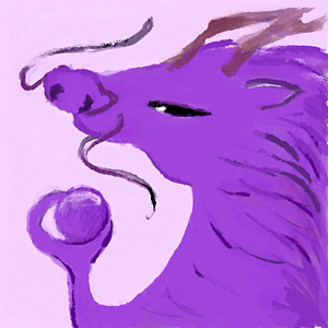 紫龍星(パープルドラゴン)