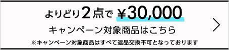 おまとめキャンペーン よりどり30000円
