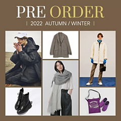 2020AW 秋の受注会 AUTUMN/WINTER COLLECTION