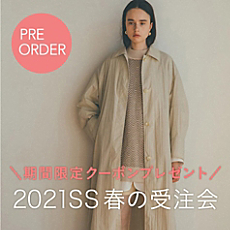 2020AW PRE ORDER
