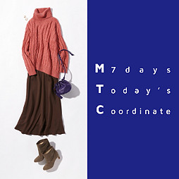 M7days Today's Coordinate