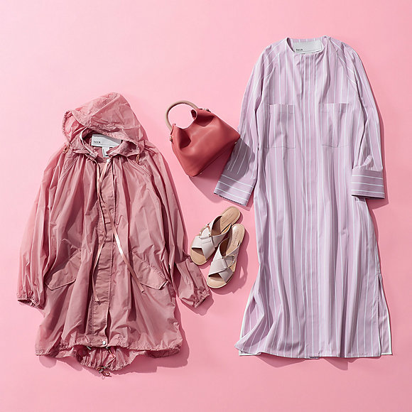 2020年春のキーカラーはピンク!