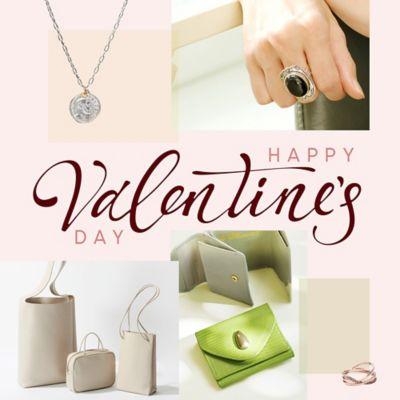 """私の""""ありがとう""""を届けるValentine Gift"""