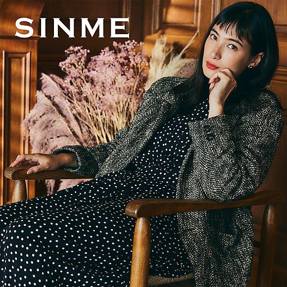 パールが似合う『SINME』の大人カジュアルStyle